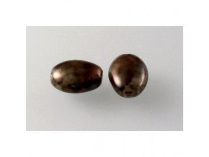 Imitation pearls 13230108 9x7 mm 84193