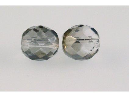 Fire polished glass bead 10 mm 00030/22601