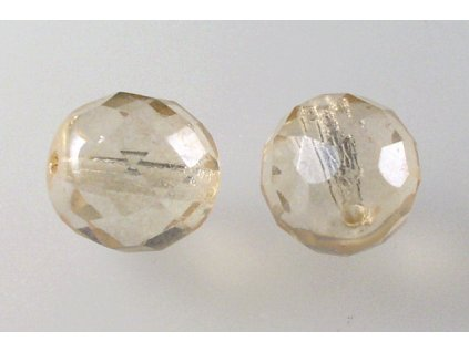 Fire polished glass beads 12 mm 00030/14413