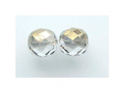 Fire polished glass bead 12 mm 00030/22601