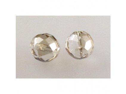 fire polished glass bead 14 mm 00030/22901