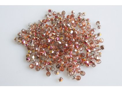 Fire polished glass beads 2,5 mm 00030/27137