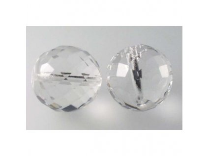 fire polished glass bead 20 mm 00030
