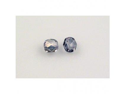 Fire polished glass bead 5 mm 00030/14235