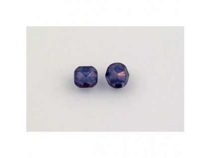 Fire polished glass bead 5 mm 00030/15726