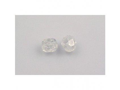 Fire polished glass bead 6 mm 00030/85500