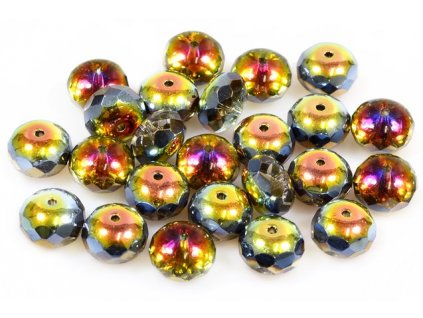 Faceted donut 15135001 11 mm 00030/28001