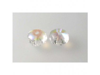 Faceted donut 15135001 11 mm 00030/28701