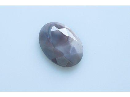 glass stone oval 18x13 mm 44000