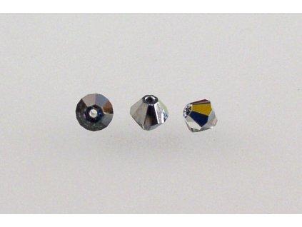 M. C. beads bicones 4 mm 00030/28001