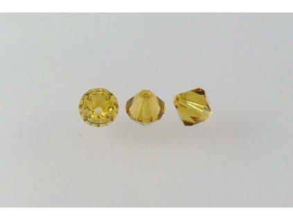 M. C. beads bicones 5 mm 10070