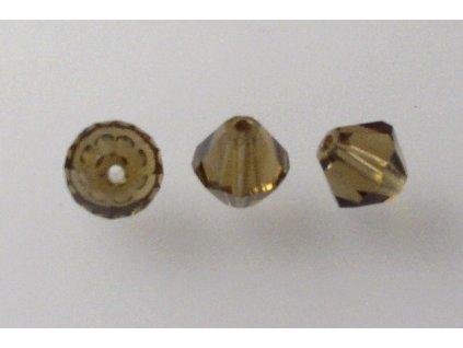 M. C. beads bicones 6 mm 10220