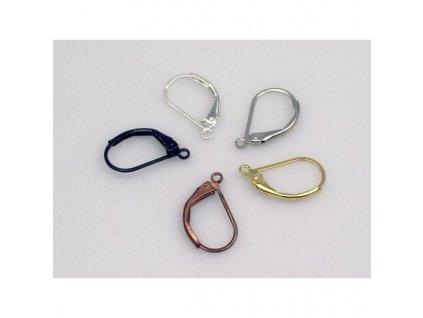 lever back earring