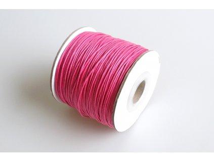 wax line 1 mm pink