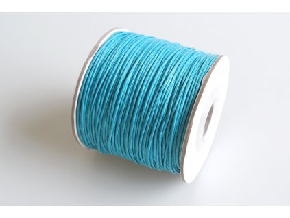wax line 1 mm turquoise