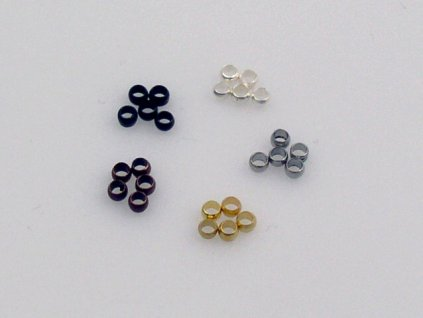 crimp beads 2 mm