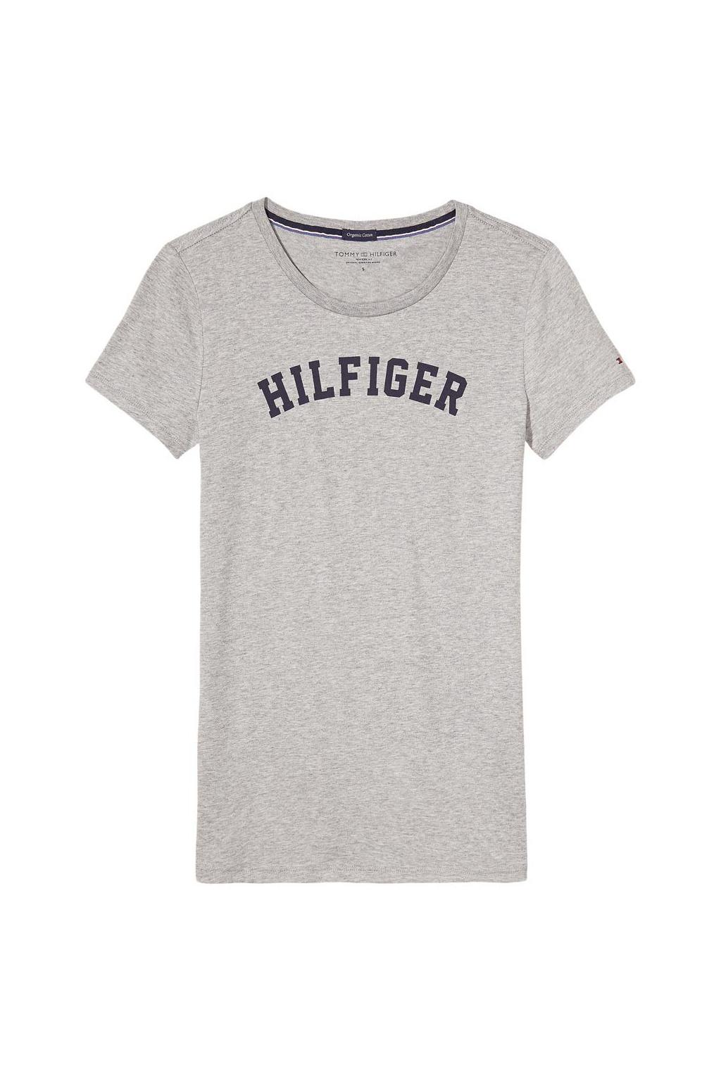 Tommy Hilfiger Tričko šedé