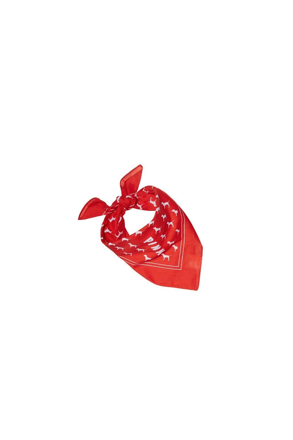 satek victoria s secret bandana cerveny w