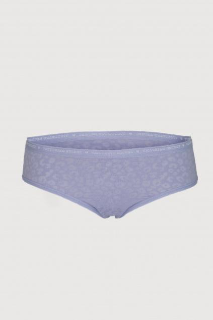 Bokové kalhotky Hiphugger Panty – modré