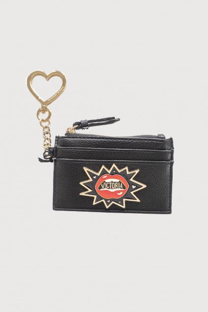 Malá peněženka Victoria's Secret – Quilt Card Case