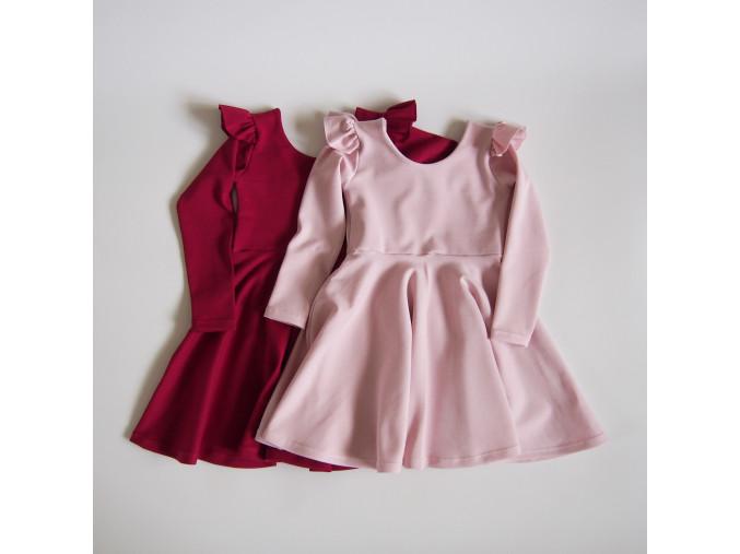 kolové šaty (více variant)