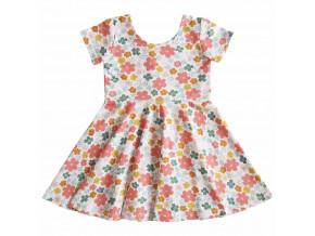 kolové šaty spring