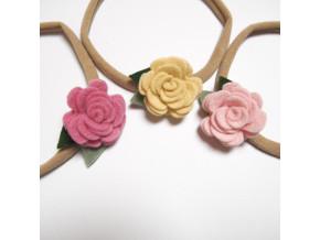 vanilková růžička
