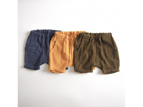 mušelínové šortky (více variant)