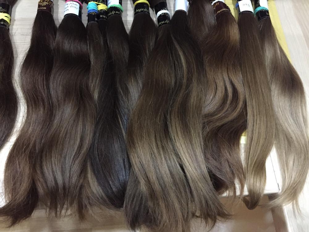 Evropské vlasy přírodní