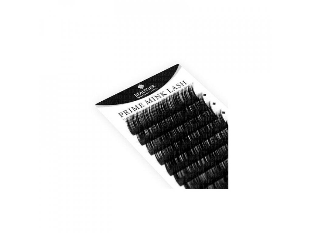 Beautier norkové řasy páskové C 0,20 9mm