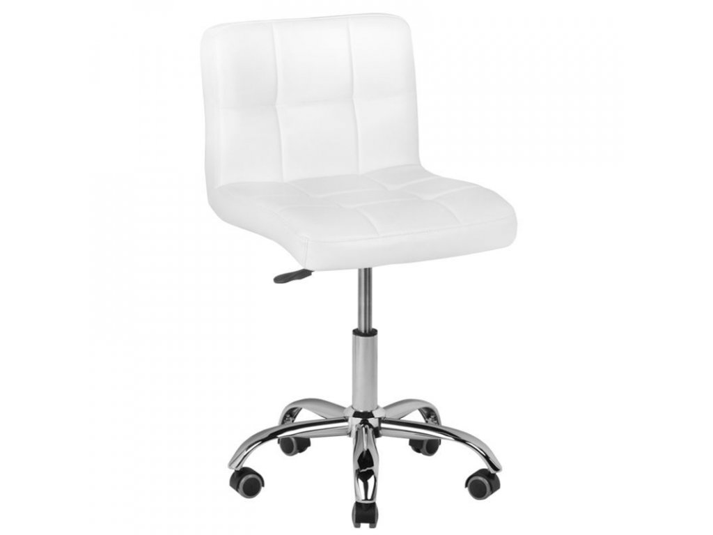 Kosmetická židle Bíla A-5299