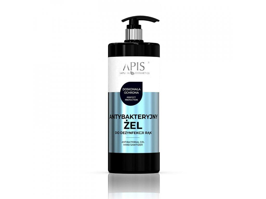 Antibakteriální dezinfekční gel na ruce APIS 500 ml