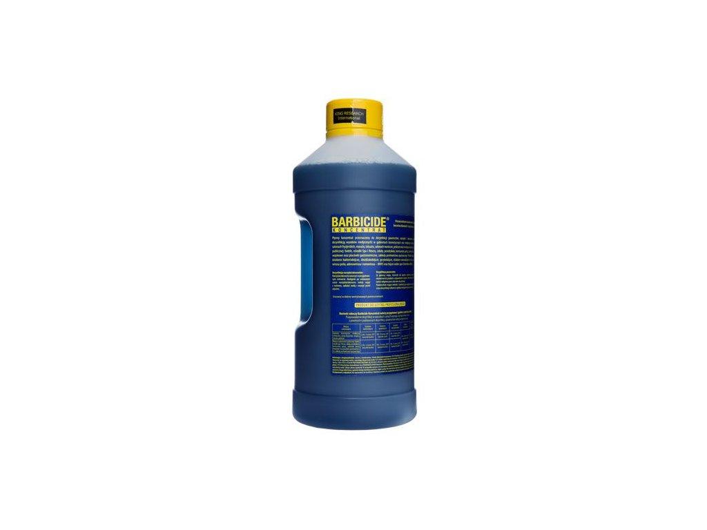BARBICID - Koncentrát pro dezinfekci nástrojů a příslušenství - 2000 ml