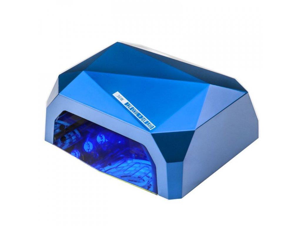 DIAMOND UV LAMPA 2v1 + ČASOVAČ CCFL 36W + SENZOR BLUE