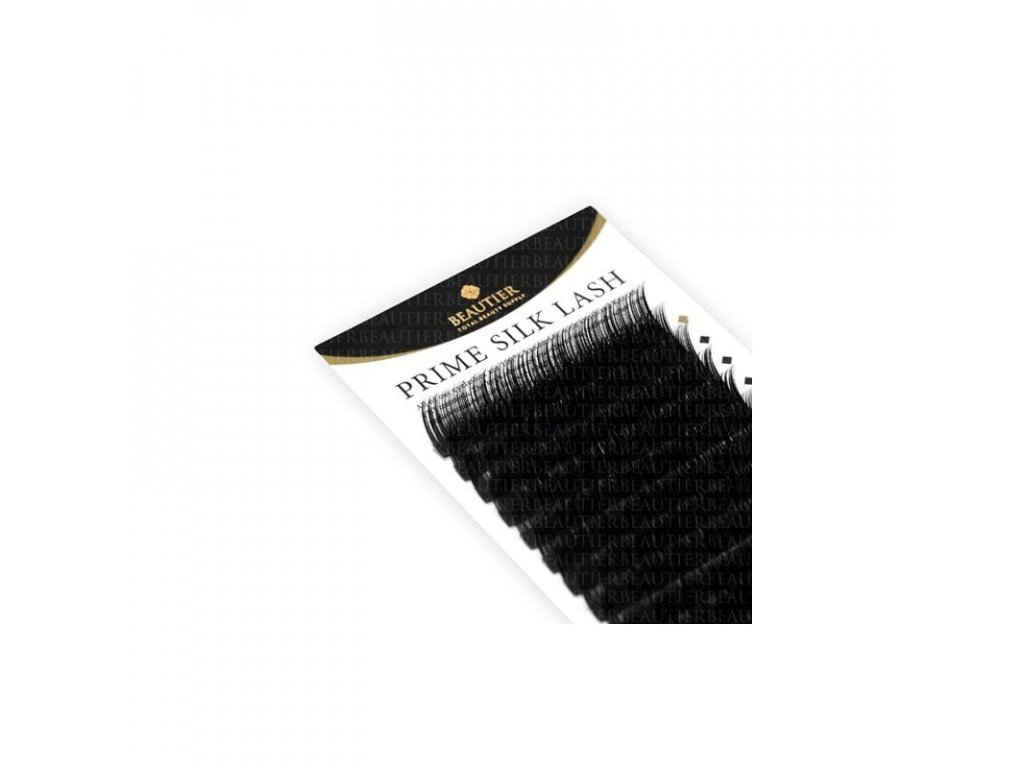Beautier ultra tenké hedvábné řasy B 0,07 8mm