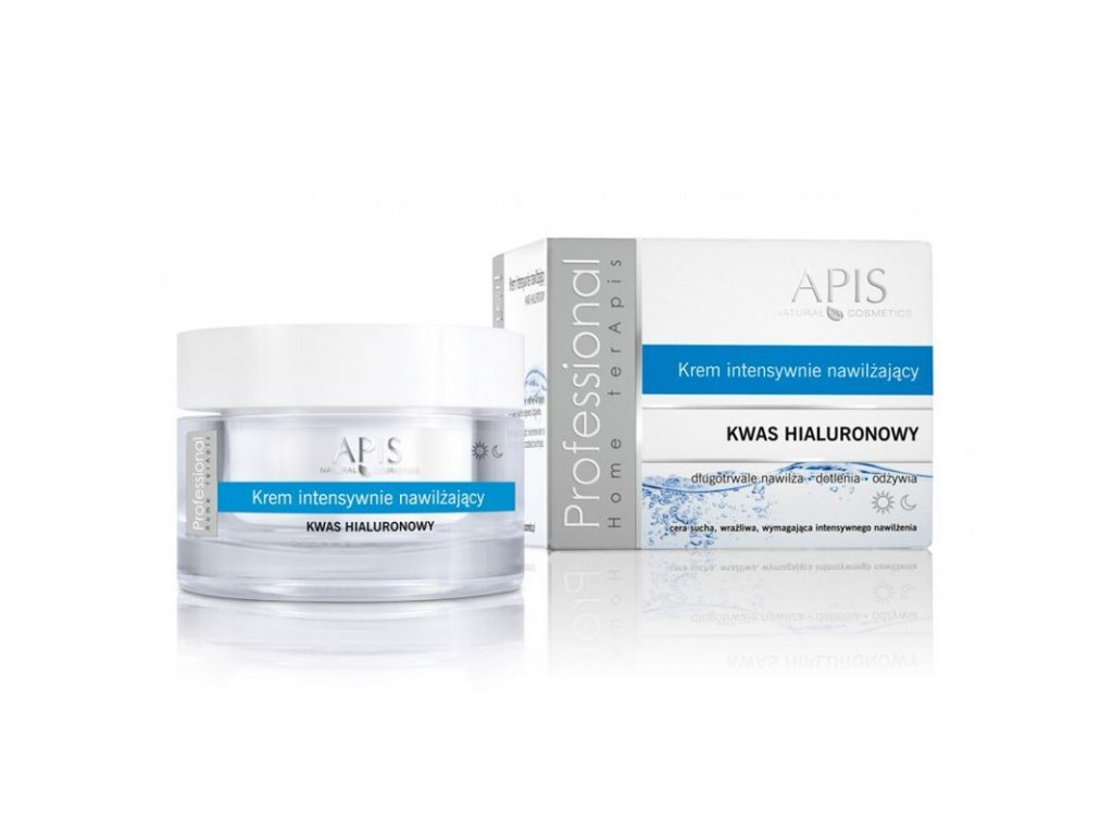 APIS Intenzivní hydratační krém pro suchou pokožku 50ml