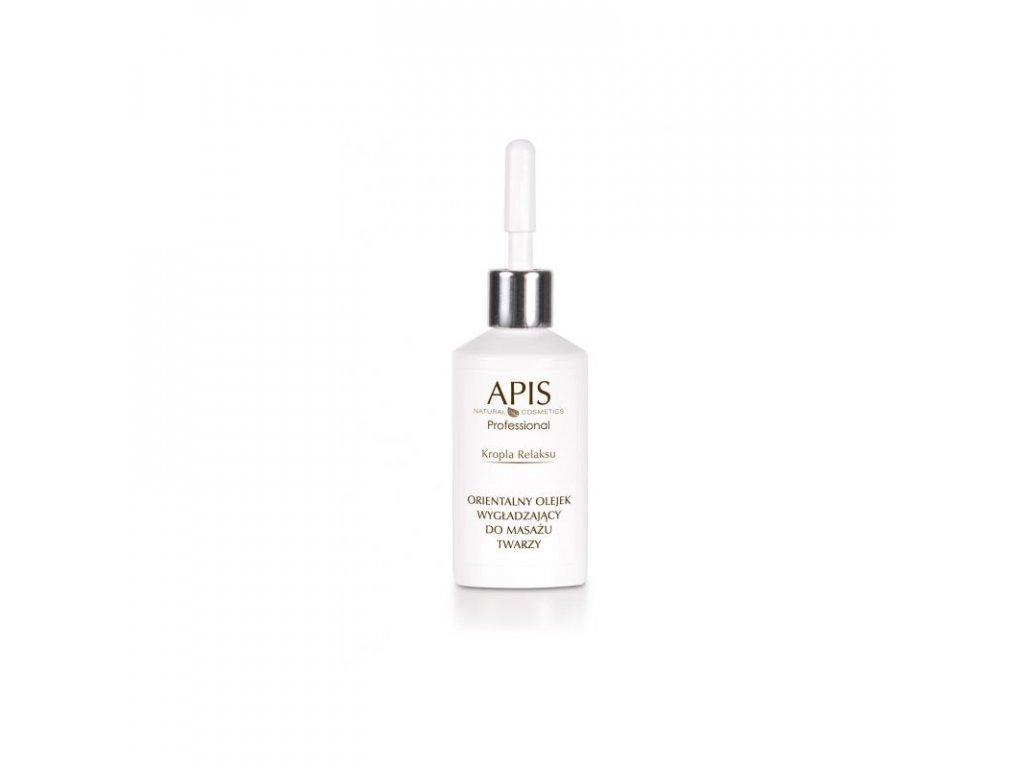 APIS Relaxační masážní olej na obličej KROPLA 30ml