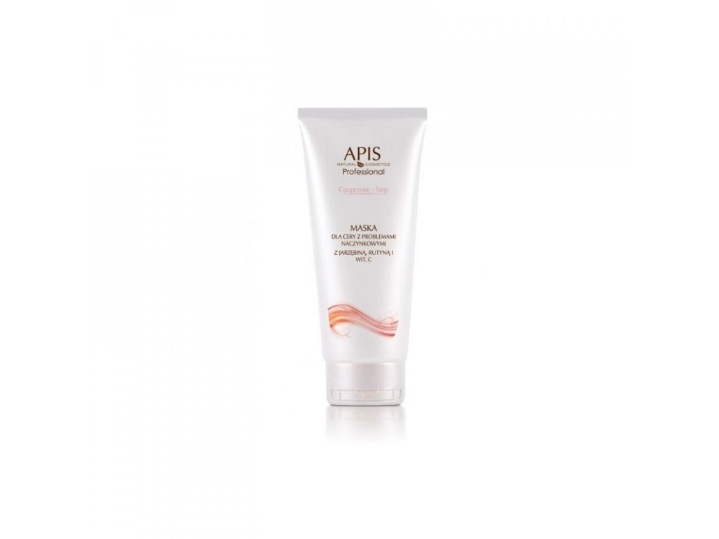 APIS Couporose-Stop maska pro pokožku s cévními problémy 200ml