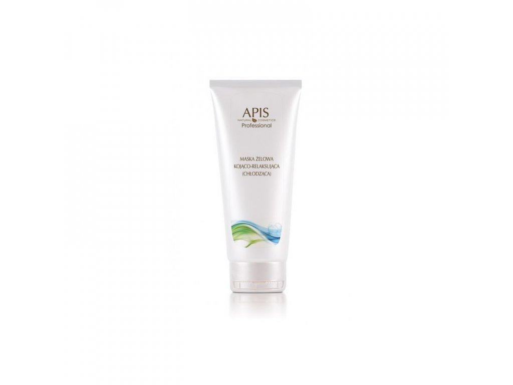 APIS Gelová maska zklidňující a relaxační (ochlazující) 200ml