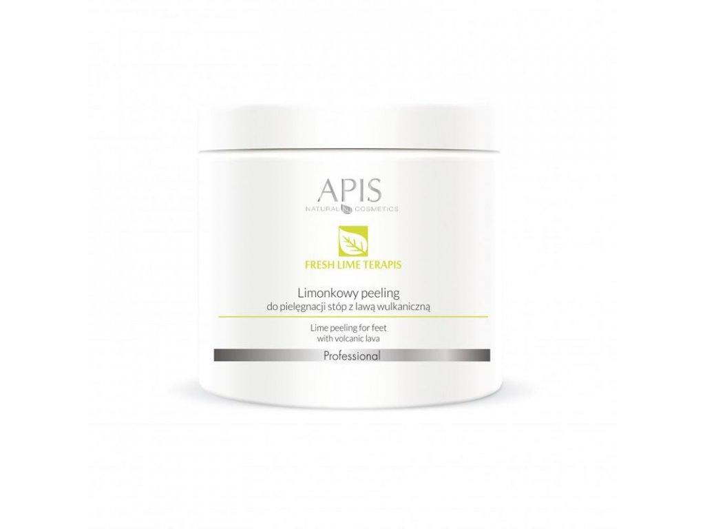 APIS Fresh terApis Lime Peeling na chodidla 500g