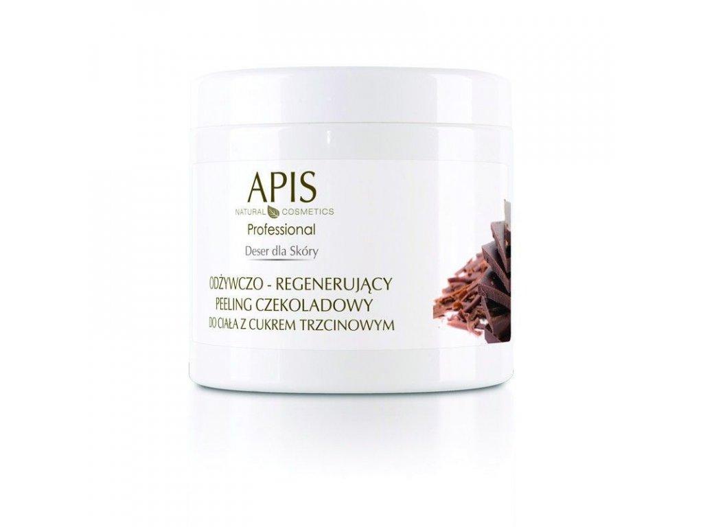 APIS vyživující a regenerační čokoládový peeling 700g