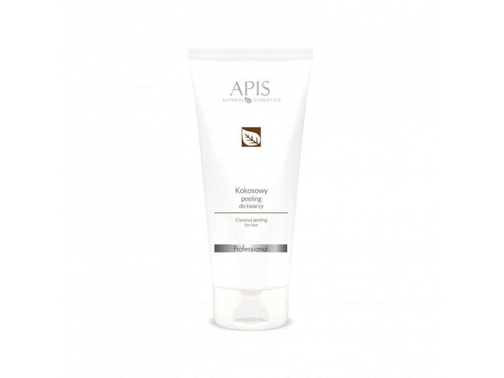 APIS Kokosový peeling na obličej 200ml