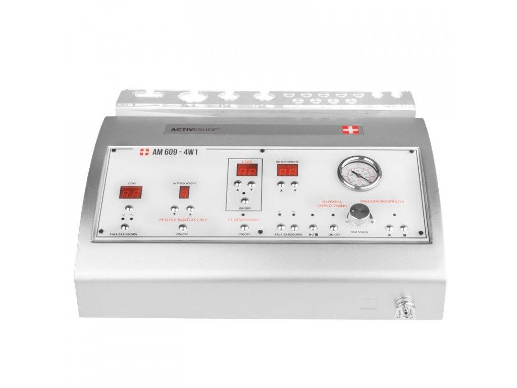 Kosmetický přístroj 4v1 AM 609 SLIM