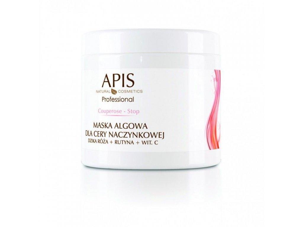 APIS Maska z řas Couporose-Stop na problémy s cévy 250g
