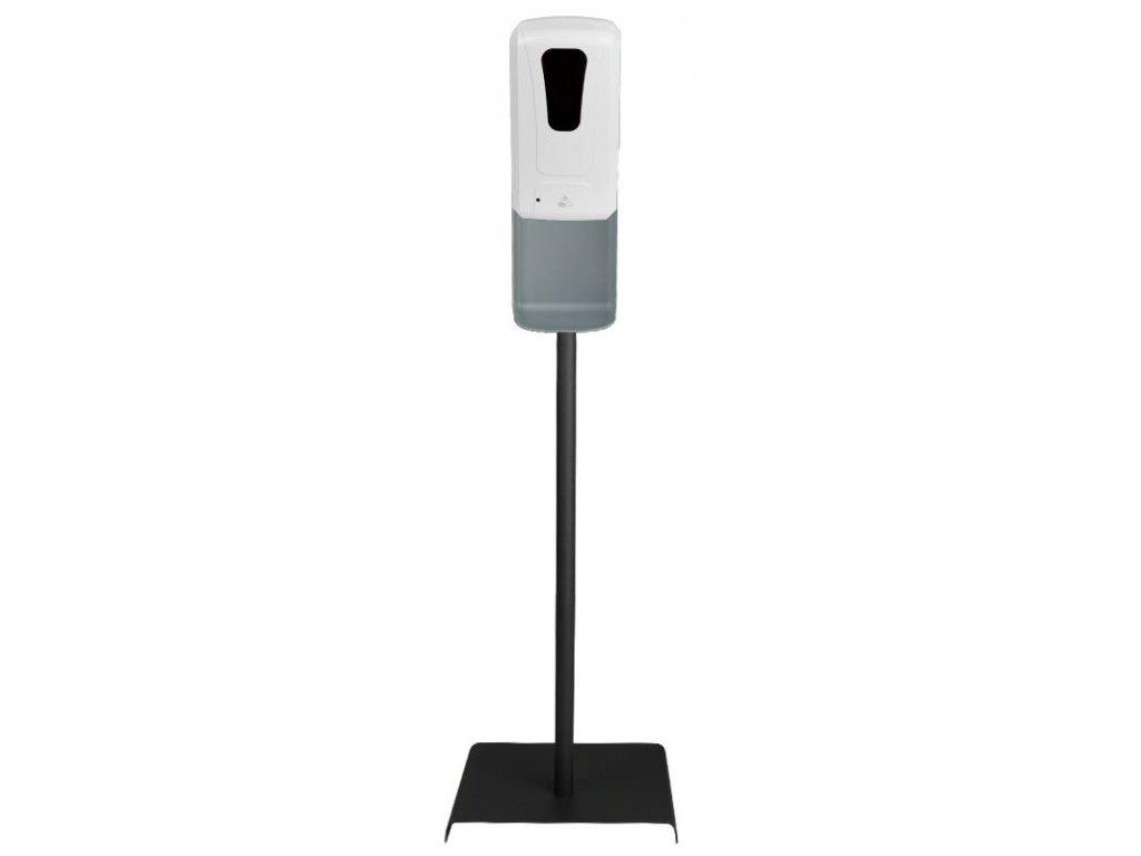 Dezinfekční stojan s automatickým dávkovačem mýdla 8600