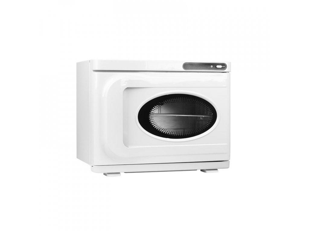 SPA ohřívač ručníků se sterilizátorem UV-C 23lL BÍLÝ