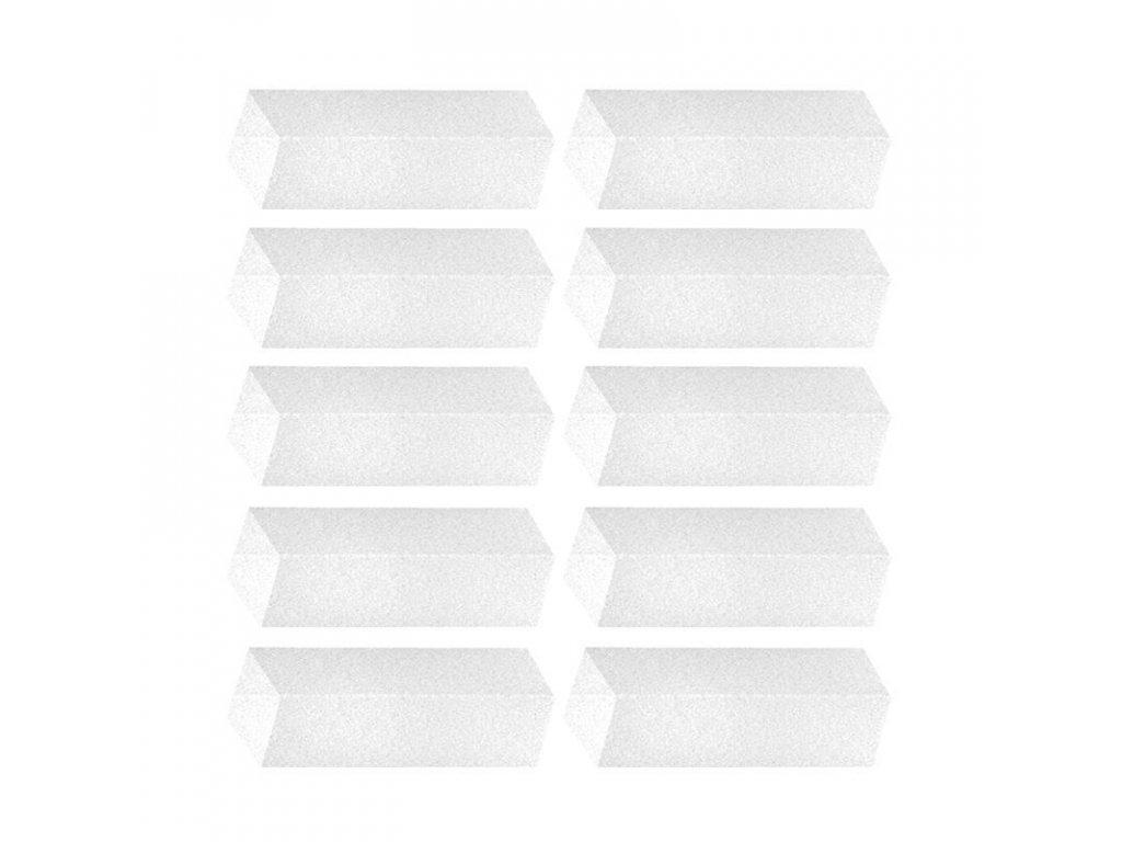 Brusný blok Bílý 10ks