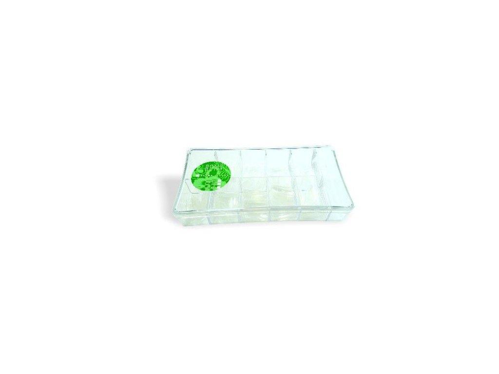 TIPY BOX clear 250ks v balení