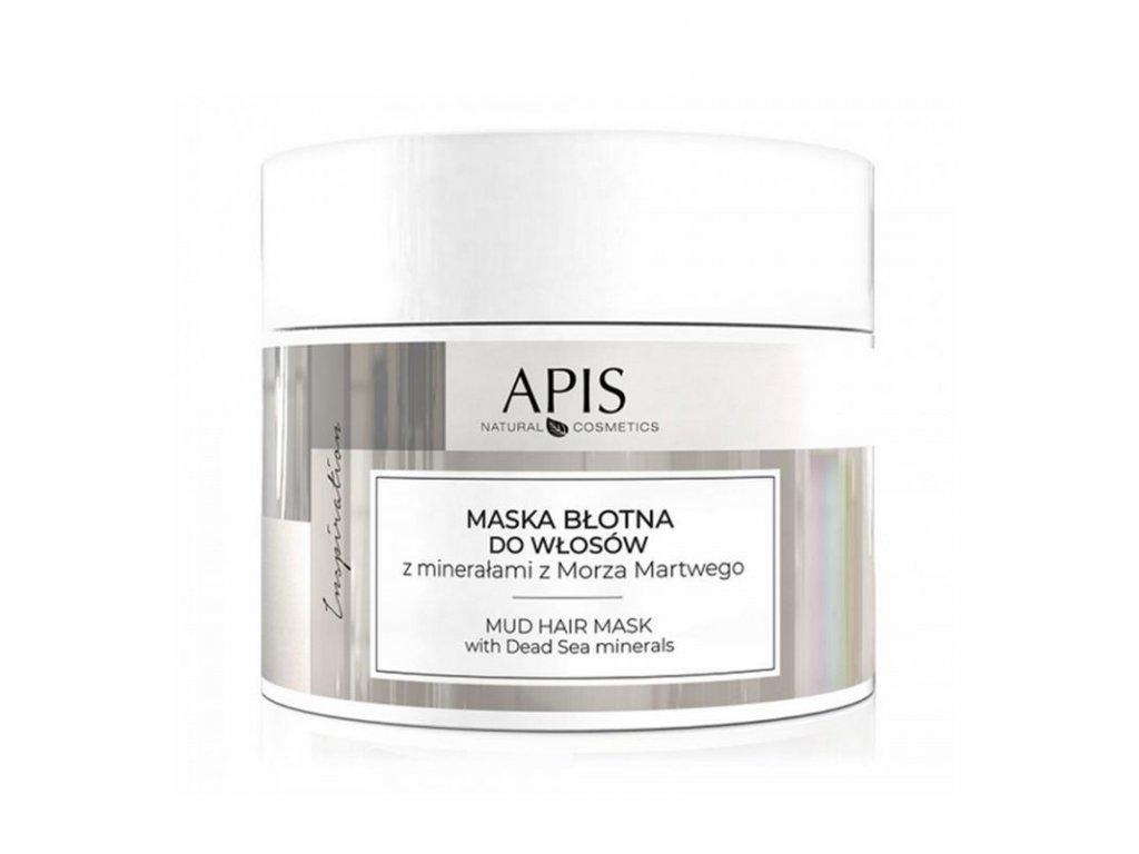 APIS INSPIRACE maska na vlasy s Mrtvými mořskými minerály 200 ml