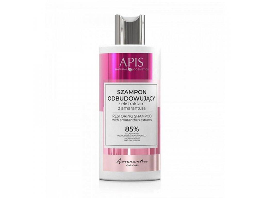 APIS AMARANTUS obnovující šampón, 300 ML